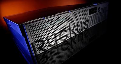 Ruckus SmartCell Gateway (SCG) 200 - image 1 (glamour shot).  (PRNewsFoto/Ruckus Wireless, Inc.)