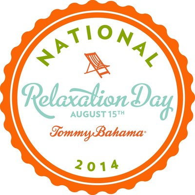 Tommy Bahama National Relaxation Day 2014 (PRNewsFoto/Tommy Bahama)