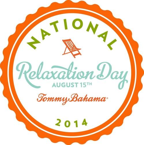 Tommy Bahama National Relaxation Day 2014 (PRNewsFoto/Tommy Bahama)