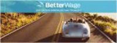 Financial freedom with BetterWage.com