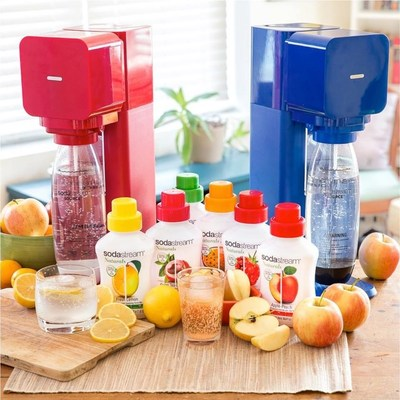 Leading Home Sparkling Water Maker Debuts Innovative Mix Line with Natural Flavors and A Touch of Real Sugar