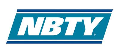 NBTY logo. (PRNewsFoto/NBTY, Inc.) (PRNewsFoto/NBTY, INC.)