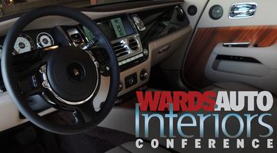 Penton's WardsAuto Interiors Conference to Explore Future of Vehicle Interiors (PRNewsFoto/Penton)
