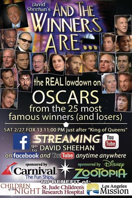 """Oscar's Other Side Of Race In David Sheehan's """"Winners"""""""