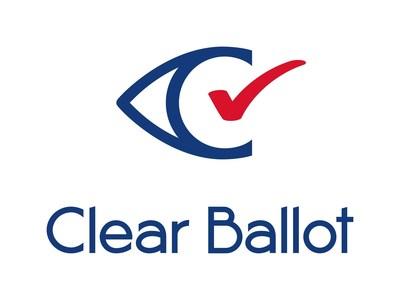 Clear Ballot Logo (PRNewsFoto/Clear Ballot)