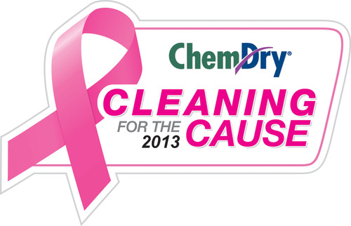 Chem-Dry Partners with Breast Cancer Foundation on National Campaign