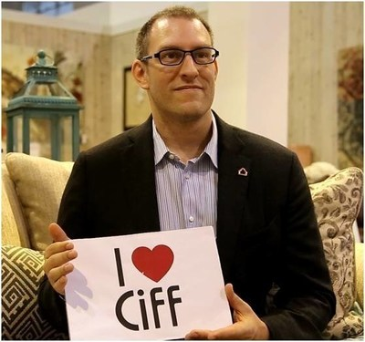 Paul Dotta, senior VP of China retail at Ashley Furniture China, said that every year CIFF (Guangzhou) helps the company establish good cooperation relations.