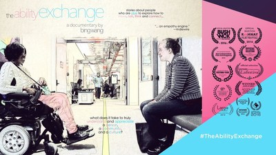 "The acclaimed documentary ""The Ability Exchange,"" by Bing Wang, spotlights NYU Tandon School of Engineering Senior Lecturer Allan B. Goldstein's Disabilities Studies course, where engineering students and self-advocates with cerebral palsy explore how to communicate, connect, and cultivate their abilities by making videos together. The award-winning film will screen at NYU Tandon Pfizer Auditorium on Wednesday, November 30, at 6:00 p.m."