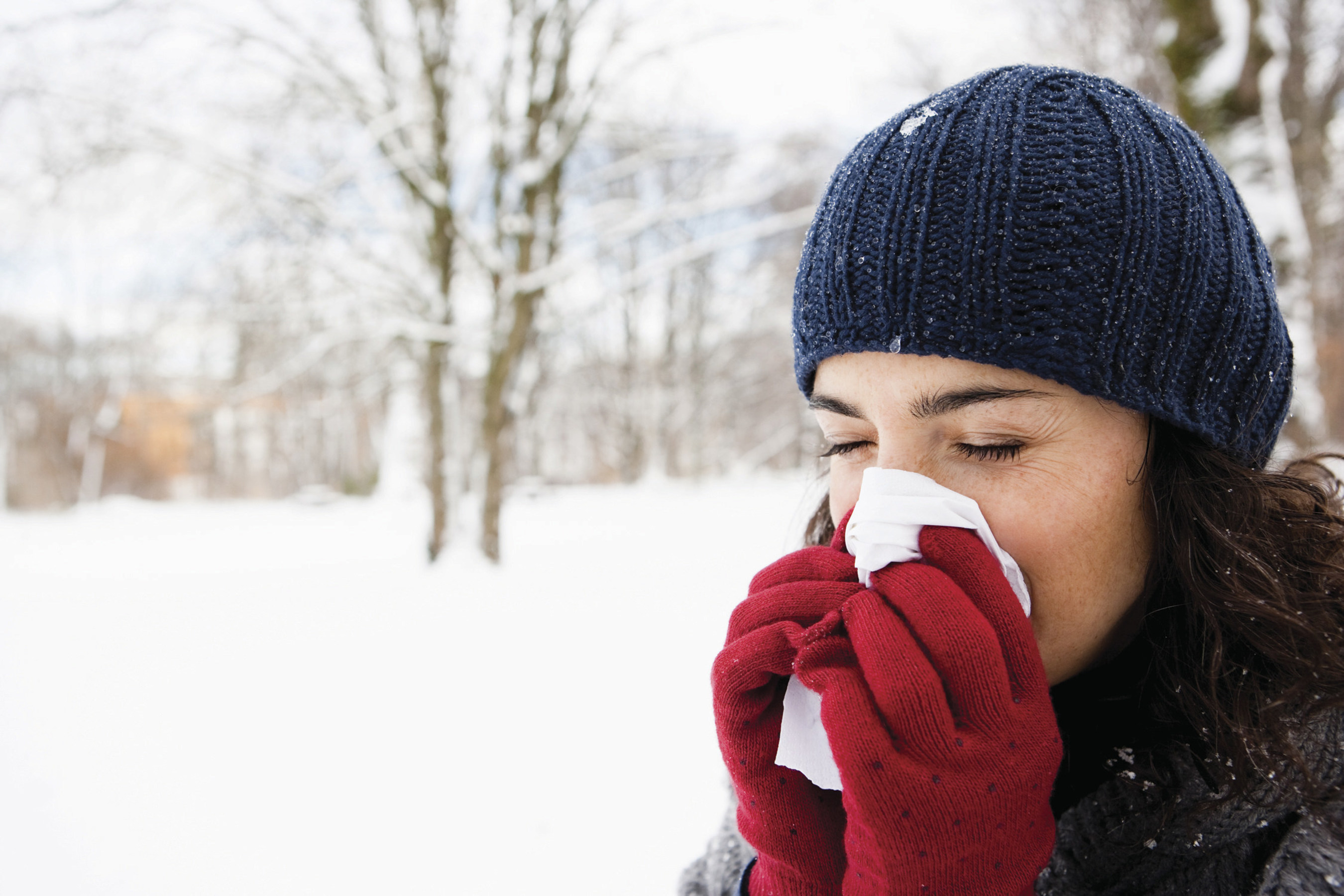 Don't Let Cold and Flu Ruin the Season