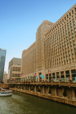 Johnson Controls is bringing its world-class battery technology and building systems expertise to the growing energy storage market by installing distributed energy storage technology in Chicago's iconic Merchandise Mart, the world's largest commercial building and wholesale design center.