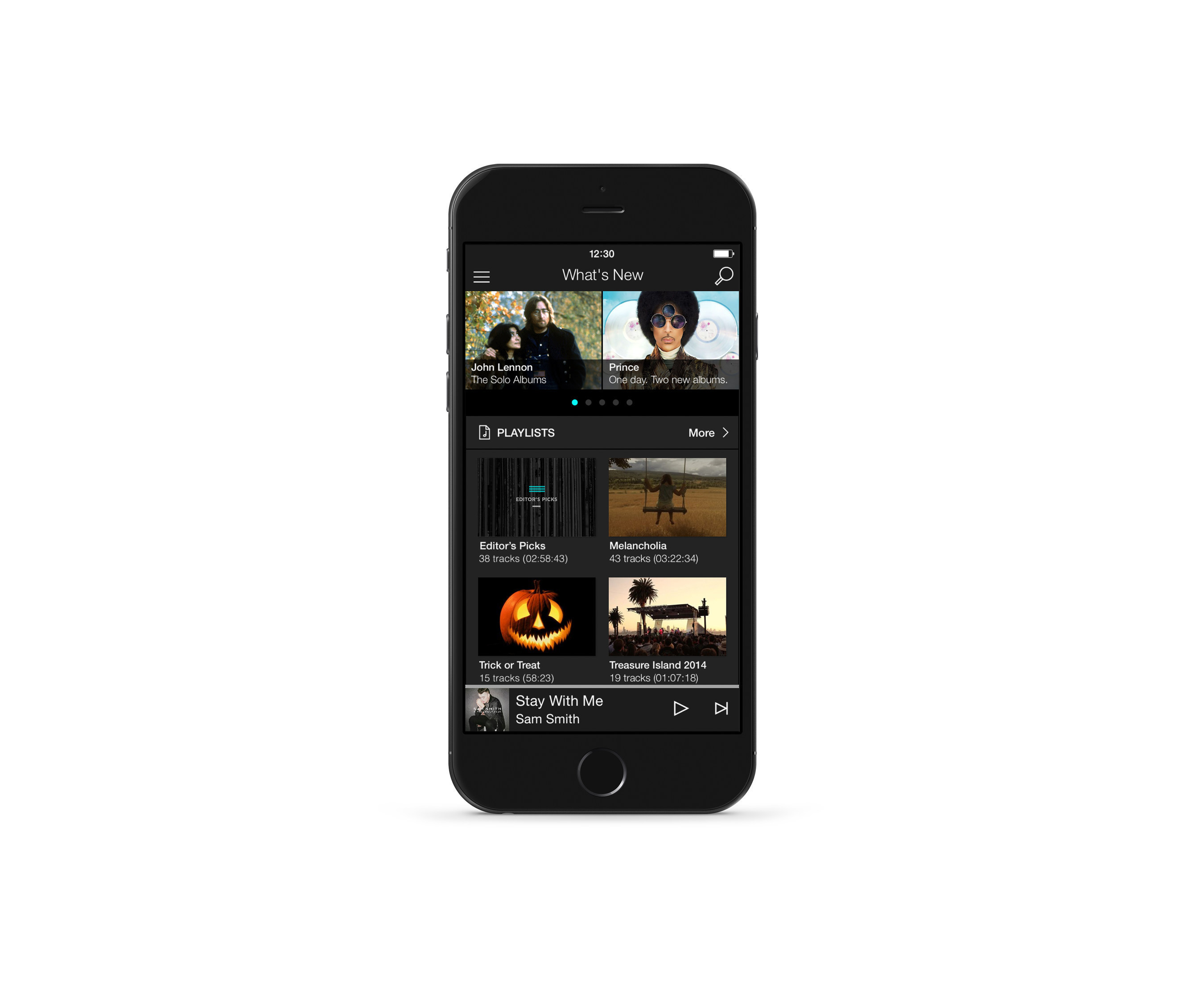 TIDAL High Fidelity Music Streaming Service Launches Today