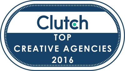 Clutch: Top Creative Agencies 2016