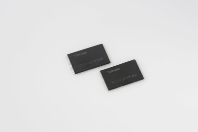 Toshiba unveils a new generation of BiCS FLASH, its three-dimensional (3D) stacked cell structure flash memory.  The new device is the world's first 256-gigabit 48-layer BiCS FLASH device and also deploys industry-leading 3-bit-per-cell TLC (triple-level cell) technology.
