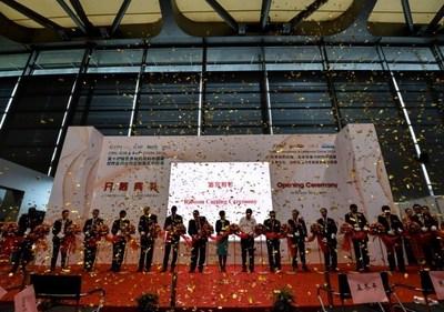 CPhI Opening Ceremony (PRNewsFoto/Shanghai UBM Sinoexpo...)