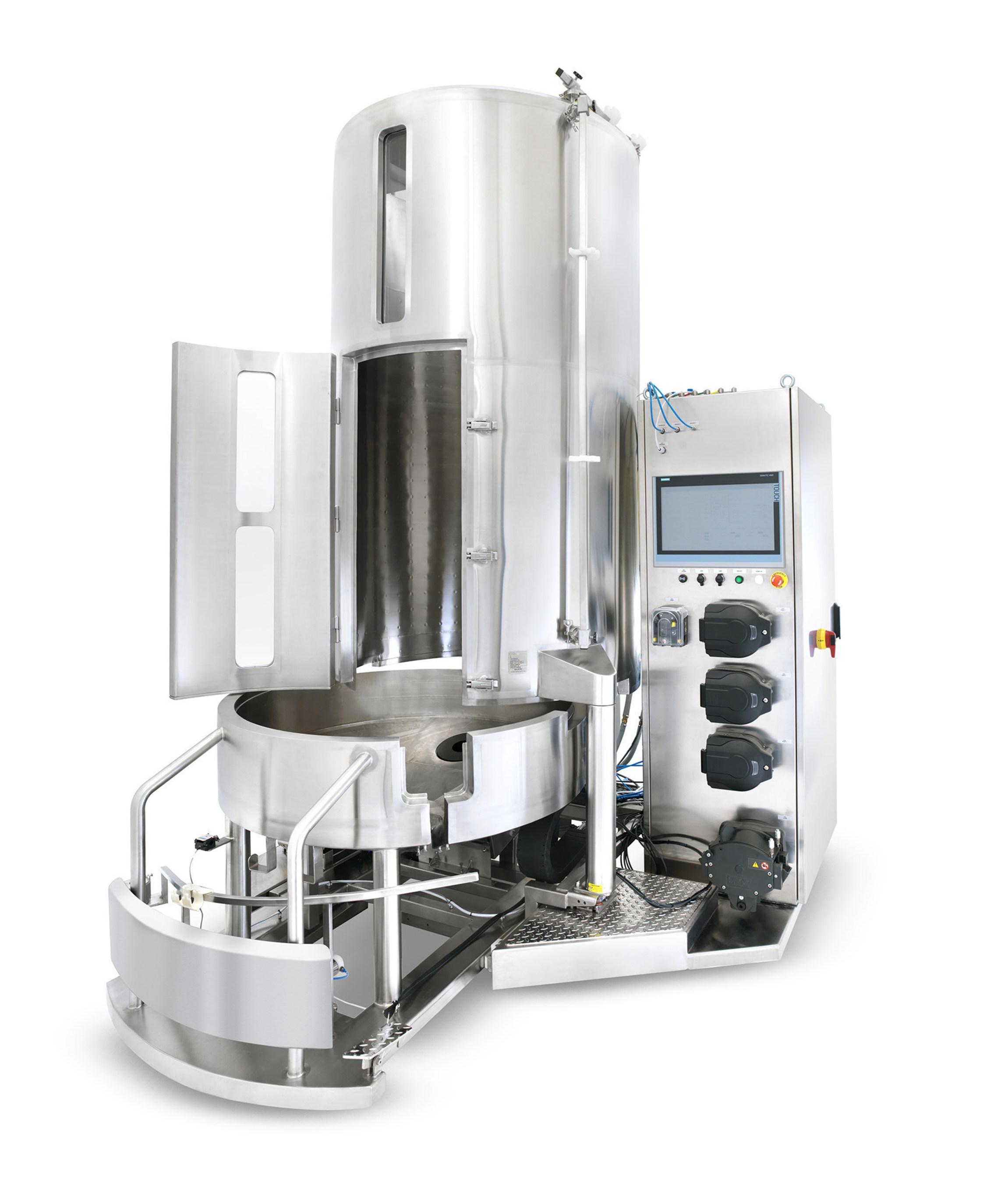Merck Millipore stellt Mobius® 2000 Liter Einweg-Bioreaktor vor Branchenweit führendes