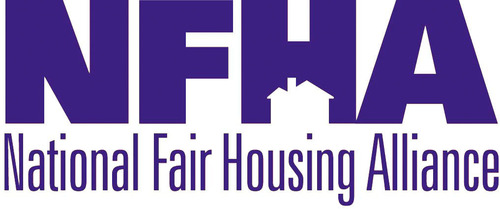 National Fair Housing Alliance.  (PRNewsFoto/National Fair Housing Alliance)