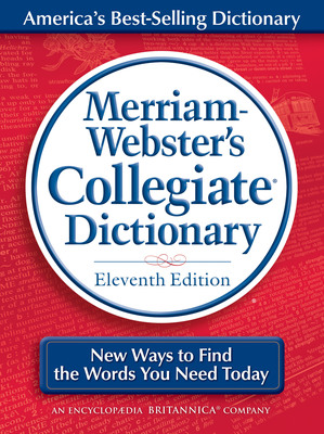 A mash-up of new words have been added to Merriam-Webster's Collegiate(r) Dictionary, updated for 2012.  Gastropub, man cave, systemic risk, sexting, aha moment, earworm, and copernicium are among the latest additions to America's best-selling dictionary, available now in print and online at Merriam-Webster.com.  (PRNewsFoto/Merriam-Webster Inc.)