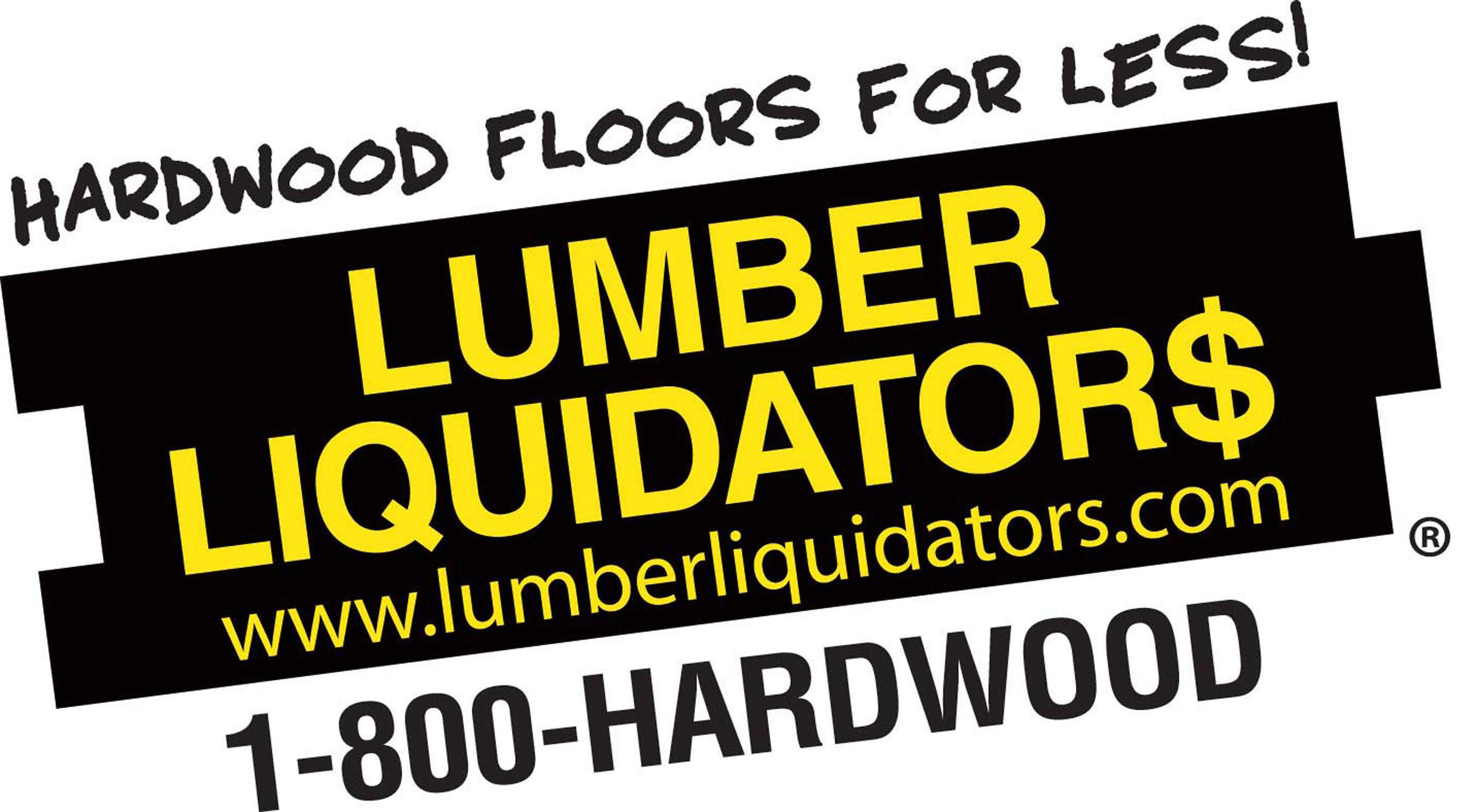 Lumber Liquidators.