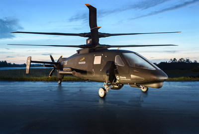 Sikorsky Aircraft begins ground testing on the S-97 RAIDER(TM)
