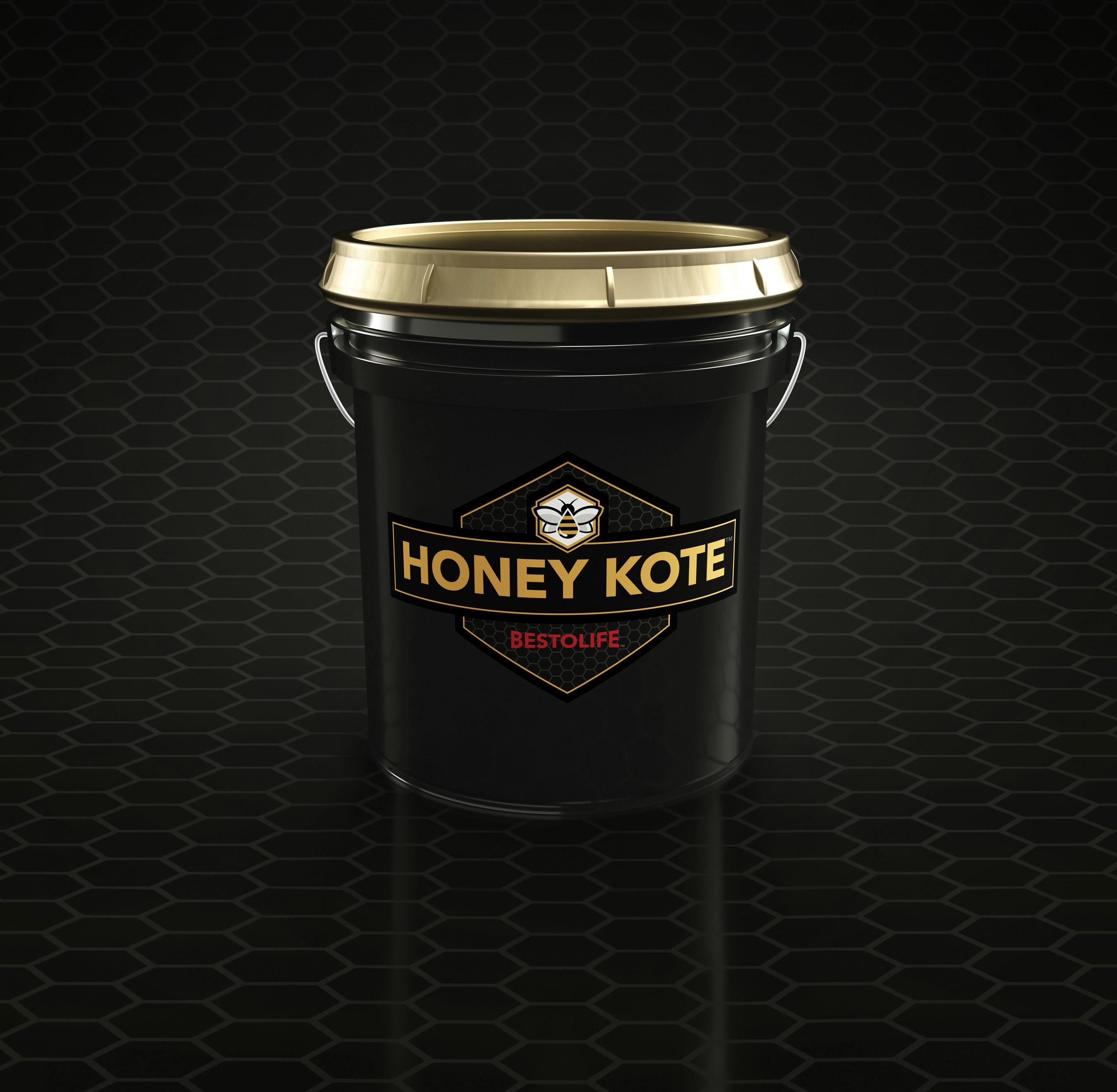 New HONEY KOTE(TM) copper-based drilling compound.