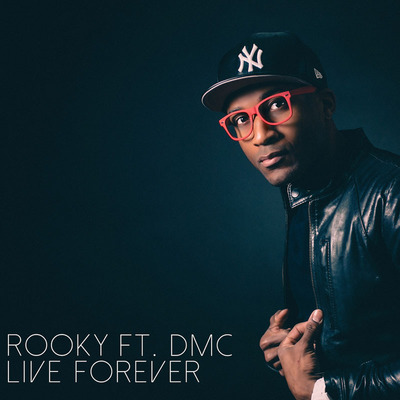 ROOKY - LIVE FOREVER (FT. DMC).  (PRNewsFoto/Mind Over Music Group)