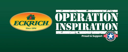 Eckrich Goes Country with 'Operation Inspiration' Campaign. (PRNewsFoto/Eckrich) (PRNewsFoto/ECKRICH)