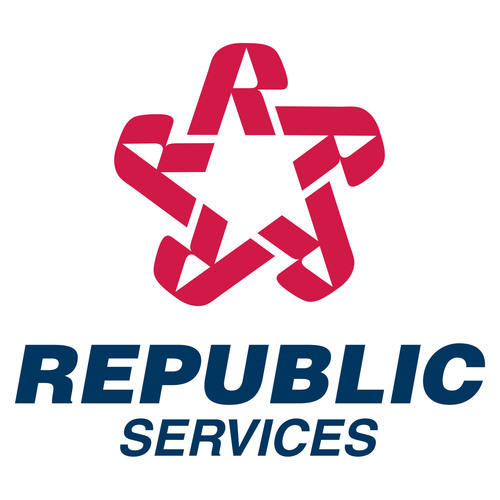Republic Services, Inc. logo.  (PRNewsFoto/Republic Services, Inc.)