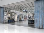 Silver Jeans Co. Retail Store rendering.  (PRNewsFoto/Silver Jeans Co., Tersigni Palachek)