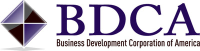 Business Development Corporation of America.