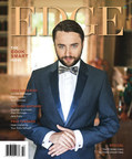 Mad Men Stars Contribute to EDGE Magazine 'Book Smart' Issue. Vincent Kartheiser updates his look for Beverly Hills fashion shoot; Harry Hamlin & Rich Sommer share thoughts on final season. EDGE Magazine (www.EdgeMagOnline.com,  @EDGEMagNJ  Twitter,  Edge Magazine(NJ) Facebook) is published five times per year by Trinitas Regional Medical Center. More than 75,000 copies are sold and mailed, regularly reaching over 300,000 readers in central New Jersey.   For photos or more information contact Doug Harris or Kathryn Salamone at (908) 994-5138 or dharris@trinitas.org.   (PRNewsFoto/EDGE Magazine)