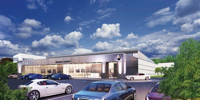 Get the red carpet experience at the new state-of-the-art Maserati of Morris County showroom. Now Open!