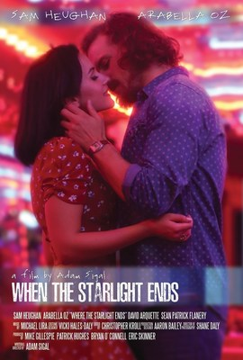 "Sam Heughan and Arabella Oz star in ""When the Starlight Ends"""