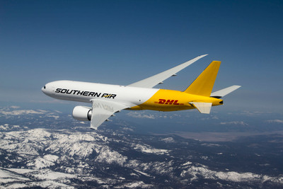 Southern Air Adds Fourth 777 Freighter to Industry-Leading Fleet