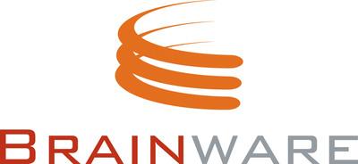 Brainware, Inc. logo. (PRNewsFoto/Brainware, Inc.)