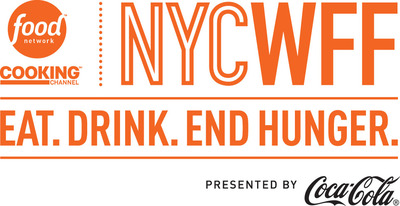 100% of the net proceeds from the Food Network & Cooking Channel New York City Wine & Food Festival benefit the hunger-relief organizations No Kid Hungry(R) and Food Bank For New York City.(PRNewsFoto/Food Network New York City Wine)