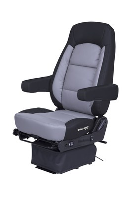 Bostrom Seating's Wide Ride(TM) Core Seat with 'Smart' Memory Switch