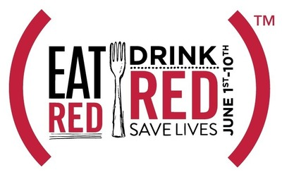 Mario Batali And Pat LaFrieda Spearhead A Movement By The Culinary Community To Turn Up The Heat On The AIDS Fight This June In Support Of 'EAT (RED). DRINK (RED). SAVE LIVES'