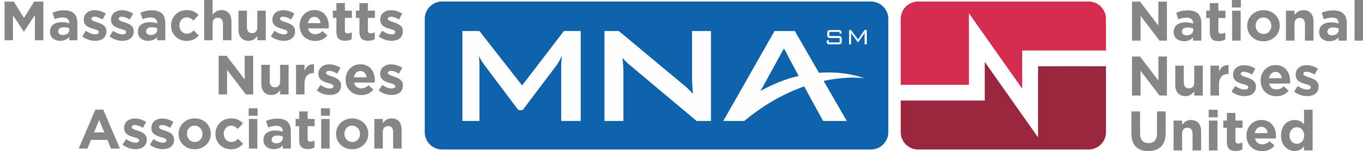 Massachusetts Nurses Association logo.