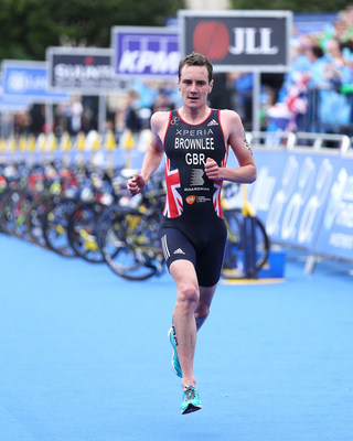 Olympic gold medalist Alistair Brownlee from Great Britain will compete in the Fifth Annual Beijing International Triathlon on Sunday, September 11, in the Fengtai District of Beijing, China.