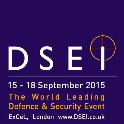 DSEI logo (PRNewsFoto/DSEI)