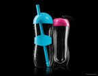 Travel in style with the NEW bobble hot and bobble iced containers. Available at waterbobble.com. (PRNewsFoto/bobble) (PRNewsFoto/BOBBLE)