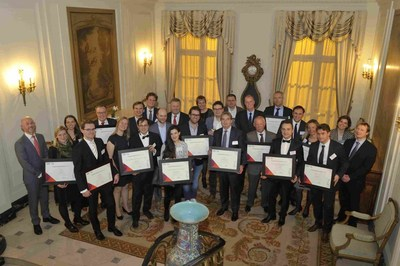 Benelux National Champions for The European Business Award (PRNewsFoto/European Business Awards)