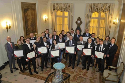 Benelux National Champions for The European Business Award (PRNewsFoto/European Business Awards) (PRNewsFoto/European Business Awards)
