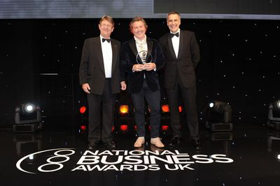 National Business Awards Deadline for Entries Approaching