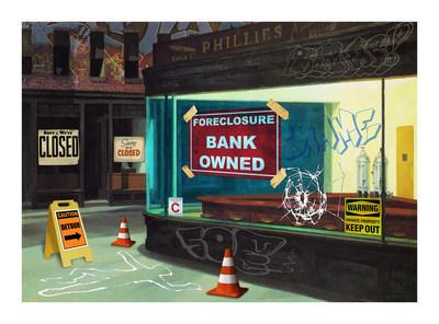 Hard Times, Artist Nelson De La Nuez theMOHA.com