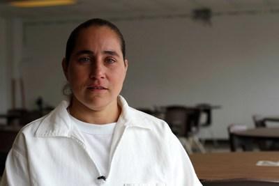 """Anna Vasquez, una de las """"Cuatro de San Antonio""""."""