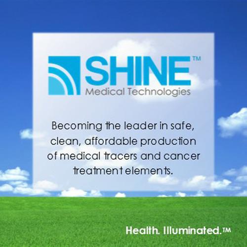 SHINE Medical Technologies. (PRNewsFoto/SHINE Medical Technologies, Inc.) (PRNewsFoto/SHINE MEDICAL TECHNOLOGIES_ INC_)