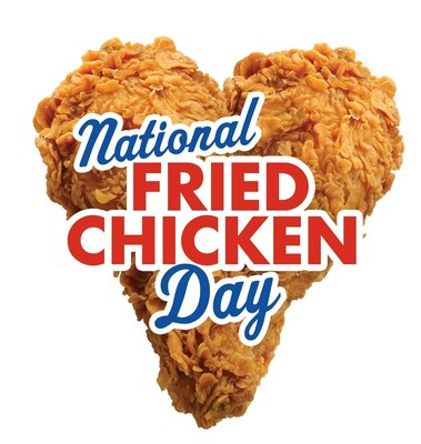 Visit your local Church's (R) to celebrate the holiday with their famous crunchy and juicy fried chicken.