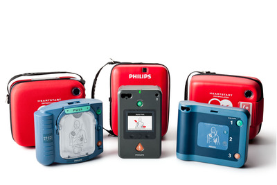 Philips HeartStart Automated External Defibrillators (AEDs)
