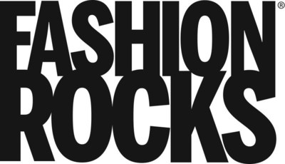 Fashion Rocks Logo (PRNewsFoto/Mazda North American Operations)